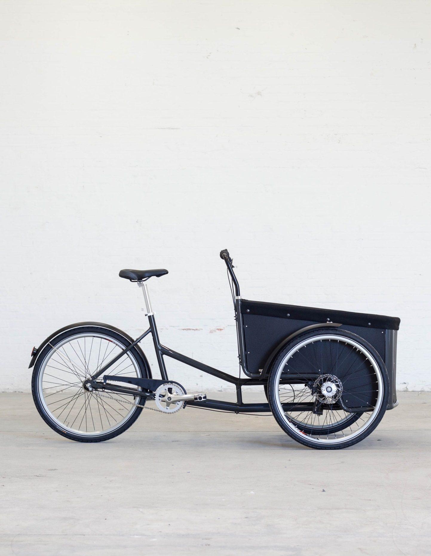 vélo cargo Bike and repair réparation